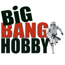 THE BIG  BANG HOBBY STOR