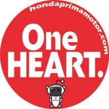 Logo Honda Prima Motor