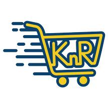 KnR Online Stores Logo