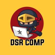 Logo DSR COMP