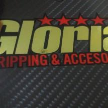 Logo Gloria Striping & Acc.
