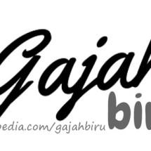 GAJAH BIRU