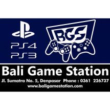 Logo BALI GAMES STATION