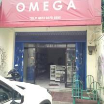 Logo Toko Kimia Omega
