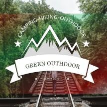 Green Outdoors Logo