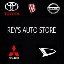 Logo Reys Auto Store
