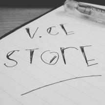v.ce store Logo