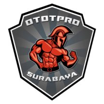 Logo Ototpro Surabaya Muscle
