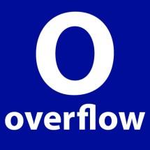 Overflow is Spinwarriors Logo