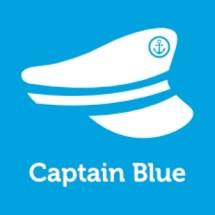 Logo Captain Blue