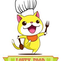 Logo loveyfood