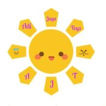 Logo ADI JAYA TOYS