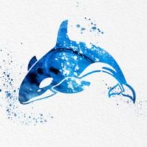 Logo Blue Orca