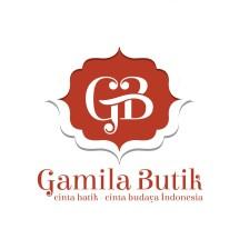Logo Gamila Butik Jakarta