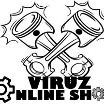 Viruz Online Store Logo