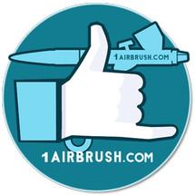 Logo 1airbrush