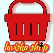 Logo laviska shop