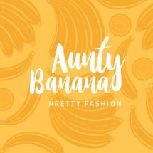 Logo Aunty Banana