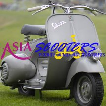 Logo Asia Scooters