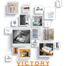 Logo Toko Kunci Victory