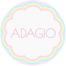 Logo Adagio Ballet
