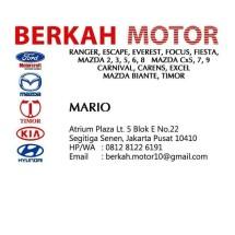 Berkah.motor Logo