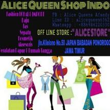 Alice Queen Shop
