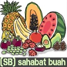 Logo (SB) sahabat buah