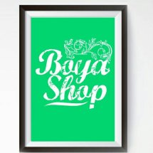 Logo Boya Shop