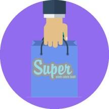 Logo Super Oleh Oleh Bali