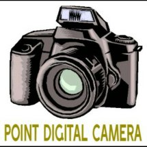 Logo POINT DIGITAL CAMERA