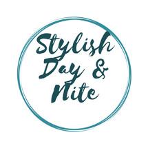 Stylish Day and Nite Logo
