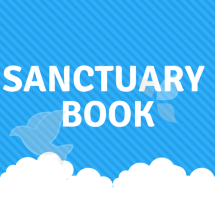 Logo Sanctuary Book