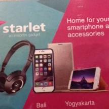 Starlet acc handphone