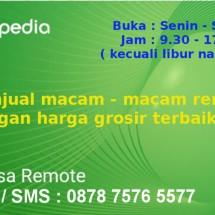 Logo Bursa Remote