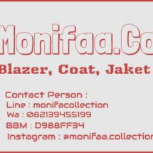 Logo Monifa Collection
