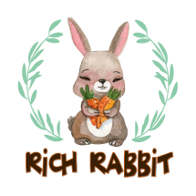 Logo Rich Rabbit