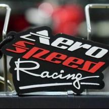 aero speed racing Logo