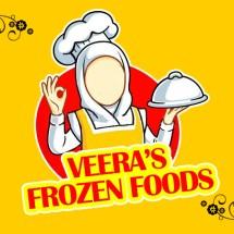 Logo VEERA FROZEN