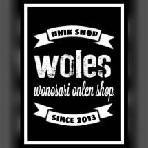 Woles onlen shop