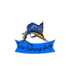Logo VCW FISHING SHOP