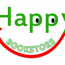Logo Book Store 'Happy'