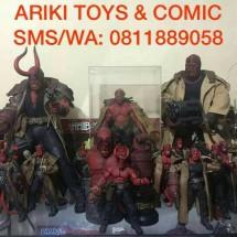 Ariki toys comic