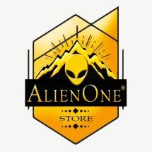 Logo Alienone Store