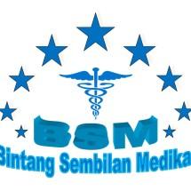 Logo Bintang Sembilan Medika