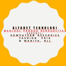 Logo Alfabet Teknologi