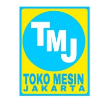 Logo Toko Mesin Jakarta