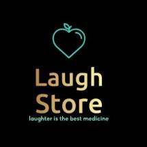 Logo Laugh Medicine Store