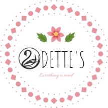 Logo Odetteshop