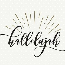 Hallelujah Store Logo
